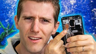 """Water"" Cooled Smartphone - S#!t Manufacturers Say"