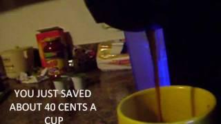 HOW TO REUSE KEURIG K-CUPS (EASY)