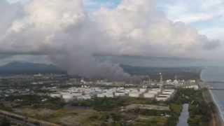 เพลิงไหม้โรงงาน IRPC ระยอง เมื่อวันที่ 9 มิถุนายน 57