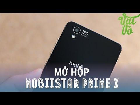 Vật Vờ - Đánh giá nhanh & mở hộp Mobiistar Prime X: 4.5tr, thiết kế sang trọng
