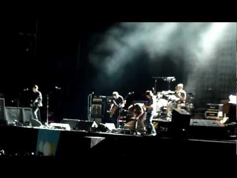 Pearl Jam - Release (en Argentina 2011)