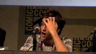 Comic Con 2009: The Twilight Saga New Moon Part 2