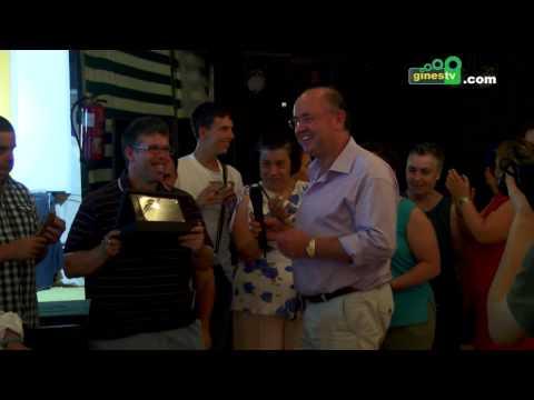 Los mayores de la localidad reciben un merecido homenaje en la Feria de San Ginés
