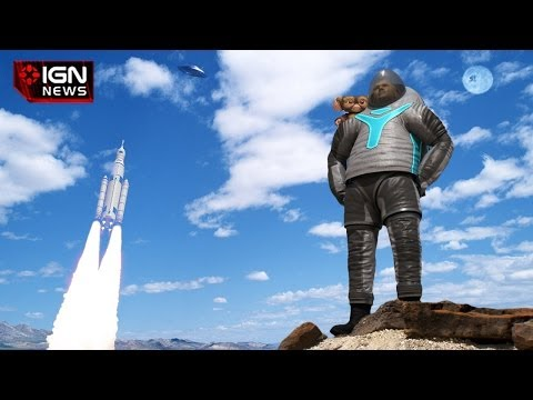 Check Out NASA's New Z-2 Spacesuit Design