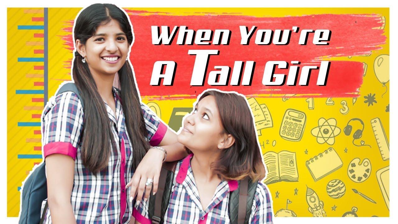 Problems Of A Tall Girl | OMG E08 | Ft. Dipshi | Put Chutney