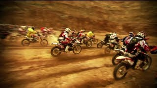 Going to the Limits of Extreme Enduro  - Hard Enduro 2012