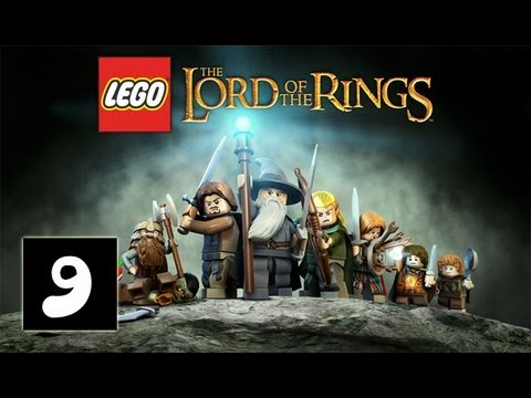LEGO: The Lord of the Rings - Part 9 (Gameplay, Walkthrough)
