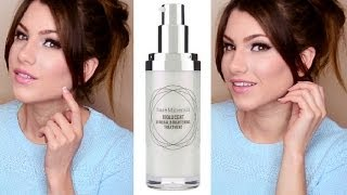 Bareminerals Brightening Treatment QUICK Demo & Review + Before/After Pics! | Kayleigh Noelle ♥