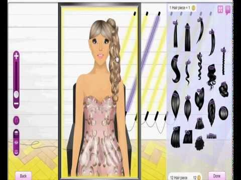 Stardoll hair design cute curly hair :), Hope you like my video... I work really hard on these. My users on stardoll are.. Mushiness and Rebeccabecbecky. I am very greatful to all my friends for get...