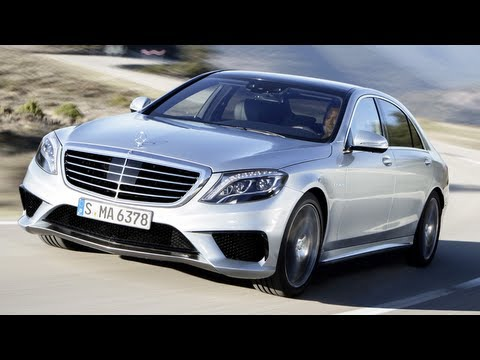 Mercedes-Benz S 63 AMG: Driving Performance im Luxussegment