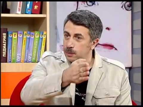 Перерастание болезней: школа доктора Комаровского