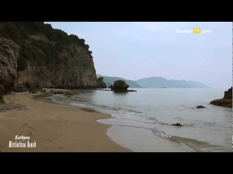 project corfu video corfu Mirtiotissa Beach HD Qualityby Alexandro Analiti