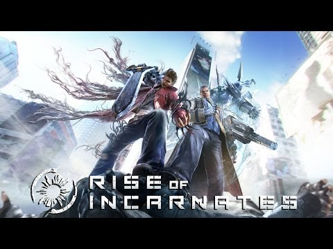 Rise of Incarnates Gameplay & Booths Bandai Namco GGD 2014