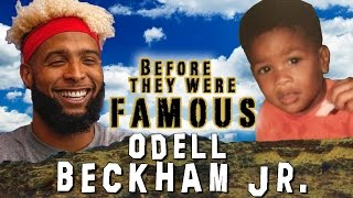 ODELL BECKHAM JR - Before They Were Famous