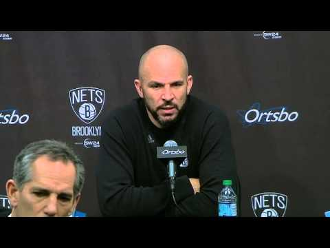 Jason Kidd on being named NBA Coach of the Month