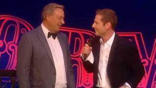 Paul Zerdin Royal Variety Performance 2009