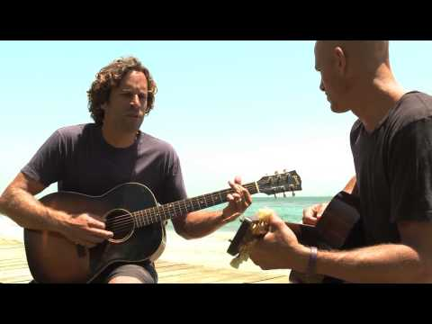 Thumbnail of video Jack Johnson and Kelly Slater performing Home - from the album 'From Here To Now To You'