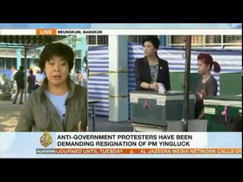 กำนันสุเทพ Thailand Protests Thailand polls open