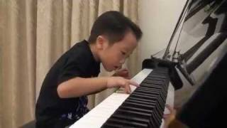 Tsung Tsung - 5 Years Old Pianist