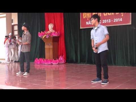 ĐH liên đội - THCS Nam Hà (Radio)