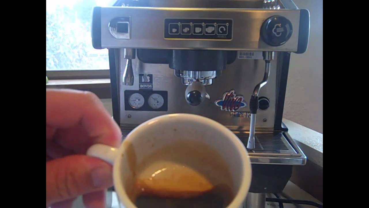 reneka viva commercial espresso machine youtube. Black Bedroom Furniture Sets. Home Design Ideas