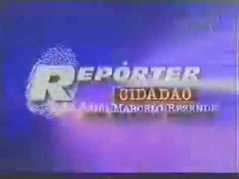 [RARIDADE] Repórter Cidadão com Marcelo Rezende - Vinheta (2002)