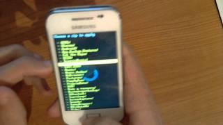 Cómo ROOTEAR Tu Galaxy ACE GT-S5830i/c/m/39i + Links De