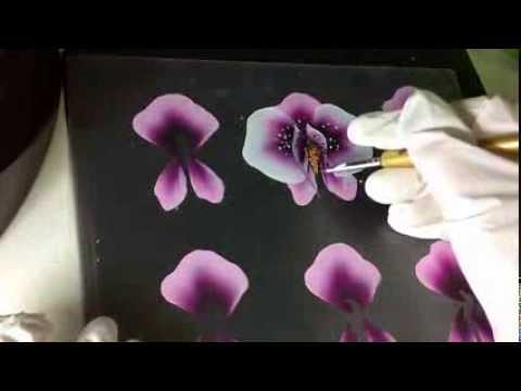 One Stroke Orchidee * Primadonna * Carmen Gulino