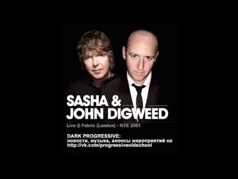 Sasha and John Digweed - Live @ Fabric (London) - NYE 2001