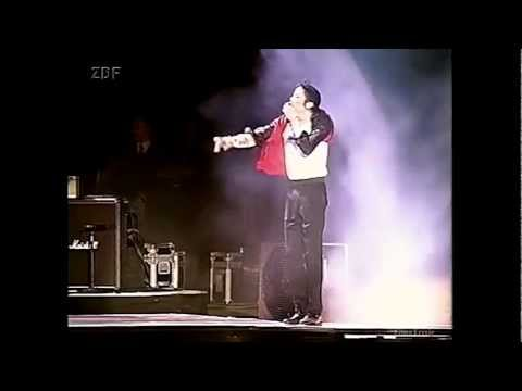 Michael Jackson & Friends - Earth Song Live in München 1999