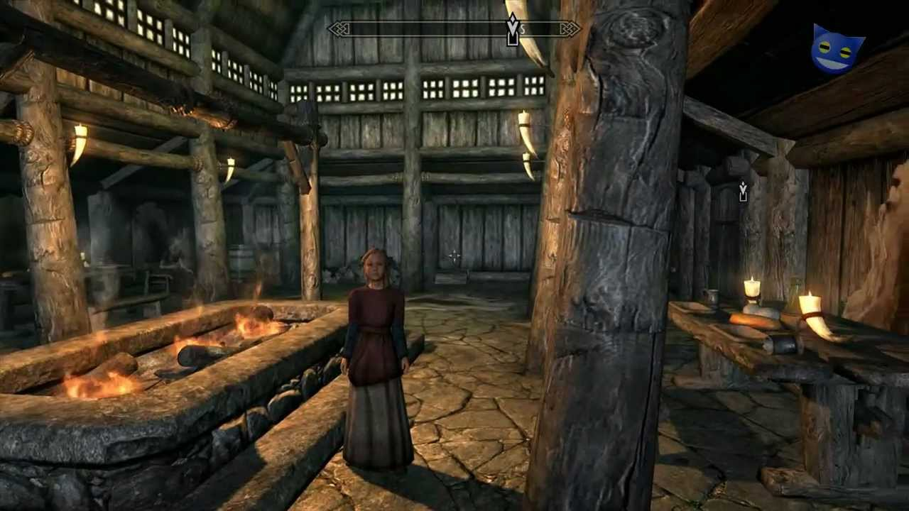 how to find enthir in winterhold
