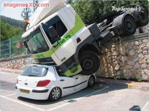 Compilacion de accidentes automovilísticos -fails