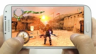 Mejores juegos Android Samsung Galaxy S4