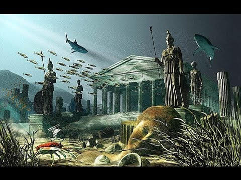Atlantis: The True Story ~ Remote Viewing Atlantis ~ Courtney Brown