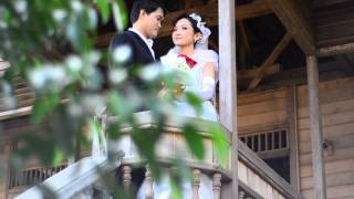pre wedding clip of hardi and mury