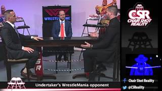 Who The Undertaker Fights At WrestleMania 32