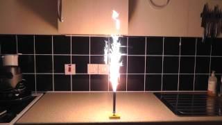 Poundland Indoor Fireworks   Ashens