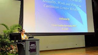 IGDS Public Lecture — Violet Eudine Barriteau