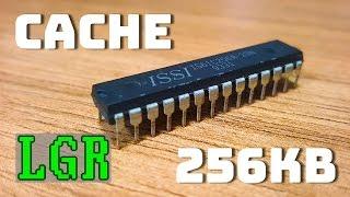 LGR - 486 Update! Installing L2 Cache