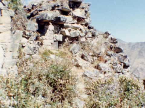 Chiprac ruinas arqueológicas