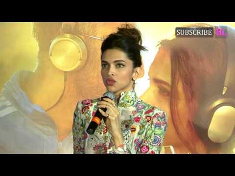 UNCUT | Deepika Padukone At Celebrate The Music of Film Tamasha | Ranbir Kapoor | Part 1