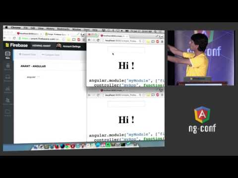 Anant Narayanan - Building Realtime Apps With Firebase and Angular - NG-Conf 2014