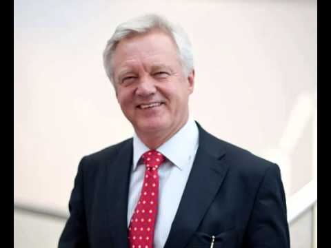 David Davis talks to BBC Radio 2 about Nigel Evans being cleared of sex offences