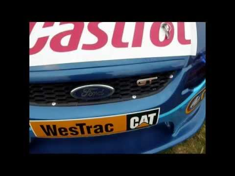 BATHURST 2013 V8 SUPERCAR- MARK WINTERBOTTOM wins for FORD