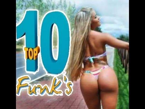 Top 10 Funk Mais Tocados do Momento 2014 [DJ DEDÉ]