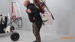 Fly Products Trike e Paramotor Thor 250
