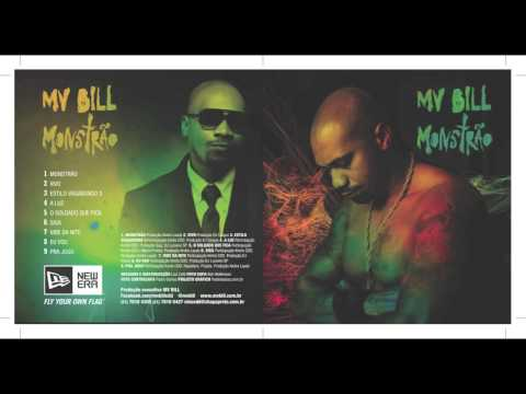 MV Bill - MONSTRÃO  CD COMPLETO