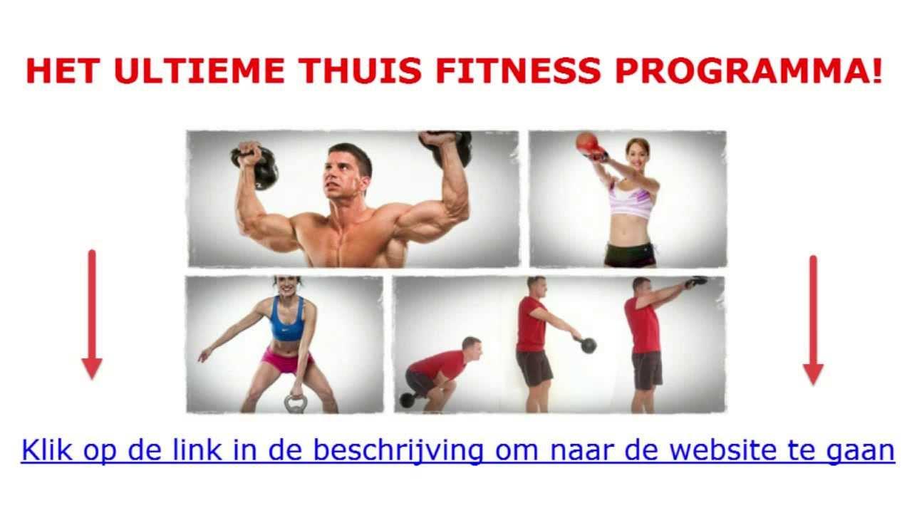 Fitness oefeningen schouders youtube - Voor thuis ...