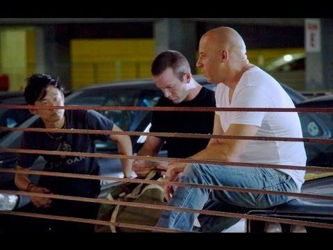 Tony Jaa: Fast & Furious 7