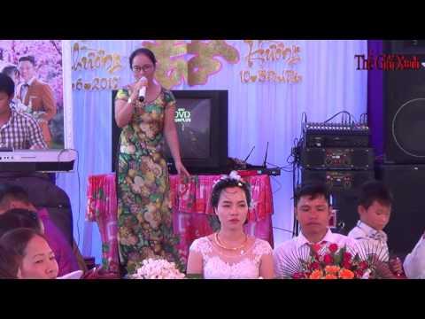 Chưa bao giờ gặp cô gái hát đám cưới nào mà chuẩn mực đến vậy